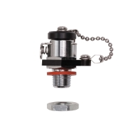47001 - Vacuum Valve for Accessory Port 1/2 Inch Holes