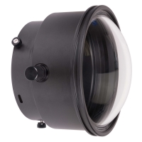 5516.17 - DLM 6 inch Dome Port with Zoom Extended 1.0 Inch