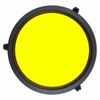 6441.17 - Yellow Barrier Filter for DSLR Flat Ports